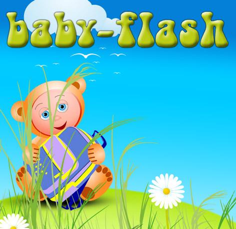 baby flash un sito dedicato ai bambini paideia 2 0