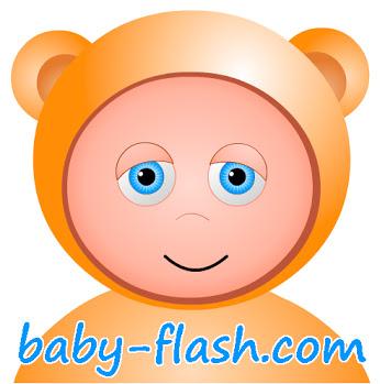 visualizzazione sito baby flash