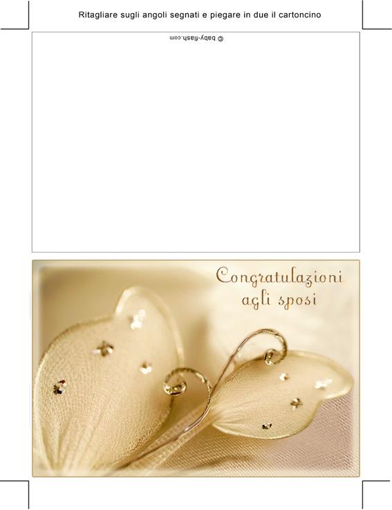 Auguri Anniversario Matrimonio Marito : Biglietti matrimonio anniversario