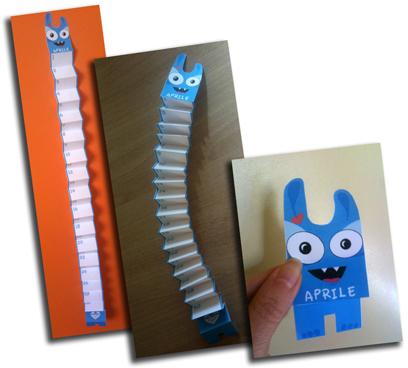 calendari tascabili