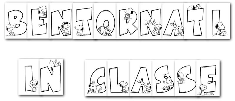 abbastanza Materiale per allestimento aula - Baby-flash HN04