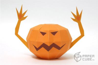 Blog_Paper_Toy_papercraft_citrouille_papier_pic