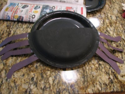 paper plate spiders 003