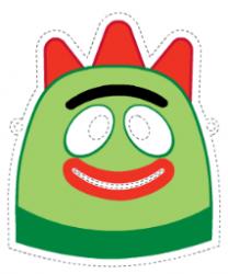 Brobee Mask