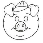 Careta Cerdo