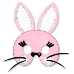 Careta Conejo color