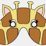 Careta Jirafa color (3)
