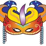 Careta Mascara color