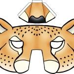 Careta Tigre color