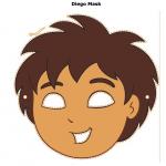 Diego Mask
