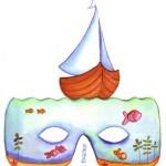 careta mar o Barco color