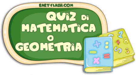 Quiz Di Matematica 8 Baby Flash