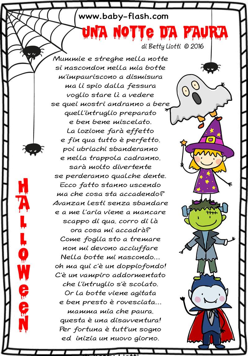 halloweev-filastrocca