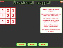 quadrati magici
