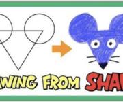 Imparare a disegnare con le forme