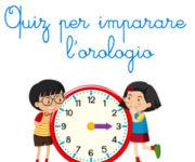 Quiz orologio