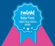 Baby-Flash tra i migliori blog italiani del 2020