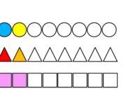 Forme, colori e sequenze. Nuovi esercizi per i più piccoli